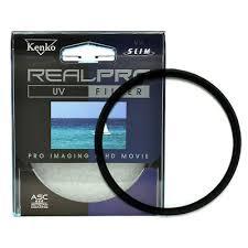 <b>Kenko REALPRO</b> Anti-Stain Multi-Coated UV Camera Lens ...