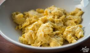 Making Great Scrambled <b>Eggs</b> | Paleo Leap