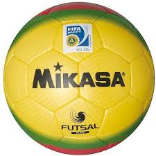 <b>Мяч</b> минифутбольный <b>Mikasa FL450</b>, <b>FL450</b>, желтый цвет, 4 ...