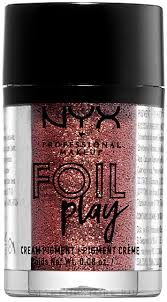 <b>NYX Professional Makeup</b> Foil Play Cream Pigment - Кремовый ...