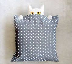 <b>Мягкая игрушка</b>   crafts   Cat pillow, Sewing pillows и Cushions