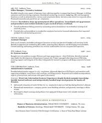 old version old version old version sample resume of executive assistant