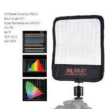 <b>FalconEyes</b> RX-8T 16W Мини светодиодный светорегулятор ...
