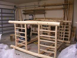 funny bunk bed plans for children gorgeous bunk bed plans wooden log style design ideas bedroomgorgeous design style