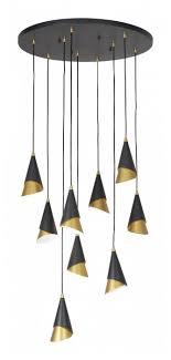 Светильник <b>Lightstar Cone 757090</b>, E14, 360 Вт — купить по ...