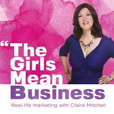 The Girls Mean Business™ with Claire Mitchell