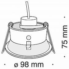 <b>Maytoni</b> Technical <b>Встраиваемый светильник</b> Yin DL030-2-01W