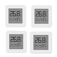 Xiaomi <b>Mijia LYWSD03MMC Bluetooth 4.2</b> Household Thermometer ...