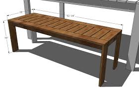 build wooden bench seat plans plans download big green egg large table cedar bench plans