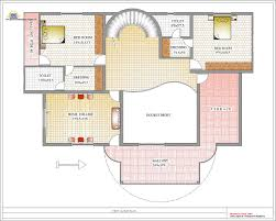 Duplex House Plan and Elevation   Sq  Ft    Indian House PlansDuplex House First Floor Plan   Sq M   Sq  Ft