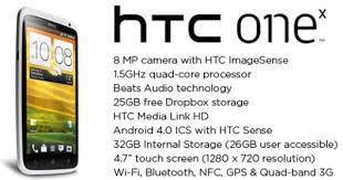 HTC One X Review And Specs | Phones | Pinterest | Smartphone ...