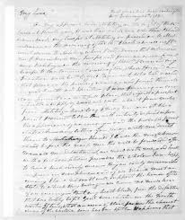 about this collection andrew jackson papers digital featured content letter from andrew jackson