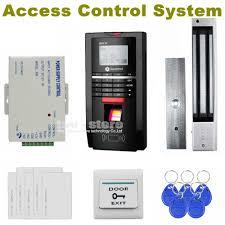 <b>DIYSECUR</b> Fingerprint ID <b>Card</b> Reader 125KHz <b>RFID</b> Password ...