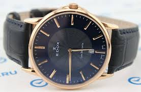 Швейцарские Наручные <b>Часы Edox 56001</b>-<b>37Rbuir Мужские</b> ...