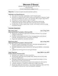 resume medical administrative assistant resume samples executive    executive assistant resume objective examples administrative assistant resume objective