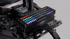 Комплект <b>модулей памяти DDR4 Corsair</b> Vengeance RGB с ...