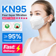 <b>20PCS KN95</b> Masks <b>N95</b> Masks Breathable Protective Masks non ...