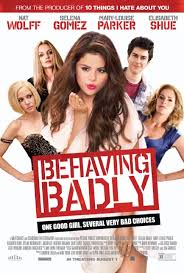 Behaving Badly DVD Cover
