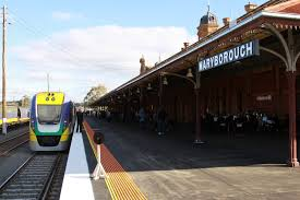 Maryborough railway station, Victoria