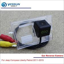 <b>YESSUN Car Reverse</b> Camera For Jeep Compass Liberty Patriot ...