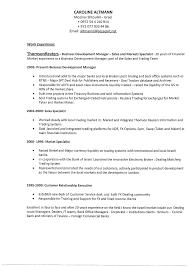 Sample Resume International Resume Format Sales Business Resume ... sample resume international resume format sales: business resume sales