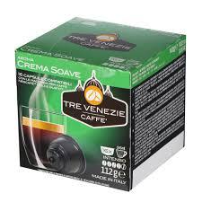 <b>Кофе Tre Venezie</b> Caffe Crema Soave 16 шт