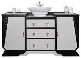 arts crafts bathroom vanity: art deco bathroom vanity unit arts and crafts bathroom vanity units