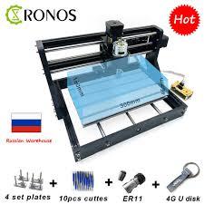 <b>CNC</b> Engraving <b>Machine</b> Full Metal <b>ER</b> High Power <b>Spindle</b> Small ...