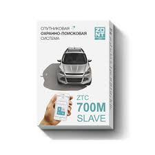 Автомобильная GSM - <b>сигнализация ZTC</b>-<b>700M Slave</b>