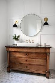 dwell bathroom cabinet: bathroomwithanantiquevanity  bathroomwithanantiquevanity