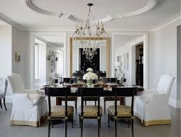 a classic style dining room is beautiful with black lacquer black lacquer dining room
