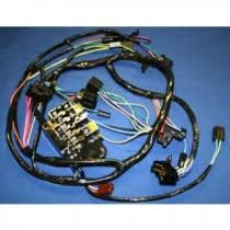 wiring harness  1964 1965 chevy c10 dash harness factory gauges