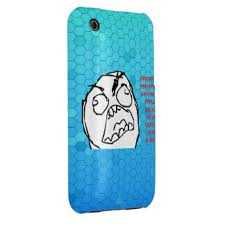 Rage Face iPhone Cases - Rage Face iPhone 6, 6 Plus, 5S, and 5C ... via Relatably.com