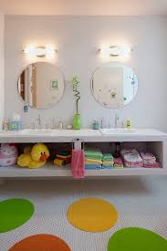 contemporary bathroom ideas example of a trendy kids bathroom design in austin with mosaic tile tile bathroom decor designs pictures trendy