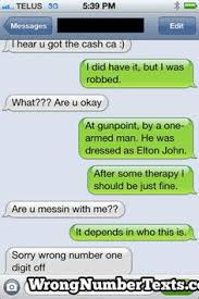 Wrong number texts on Pinterest | Hilarious, Numbers and Funny Texts via Relatably.com