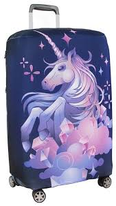 <b>Чехол для чемодана RATEL</b> Animal Unicorn L — купить по ...