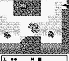 Gargoyles Quest - Gameboy