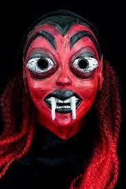 Handmade <b>Devil Ghoul Latex</b> Monster <b>Mask</b>   Etsy