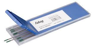 Купить Вольфрамовые <b>электроды Fubag</b> D1.6x175мм (green)_ ...