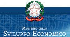 Risultati immagini per logo ministero dello sviluppo economico