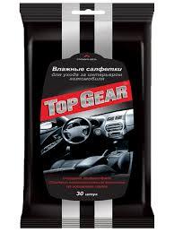 <b>Top</b> Gear №30 <b>влажные салфетки</b> для салона автомобиля <b>Top</b> ...