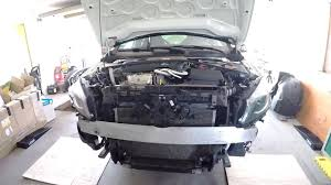 <b>W176</b> A-Class - Removing the <b>Front Bumper</b> - YouTube