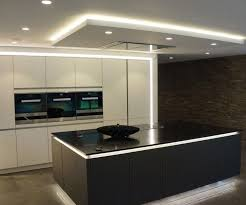 kitchen linear dazzling lights clear ceiling recessed: this room has so much recessed lighting where do we start the lighting hidden