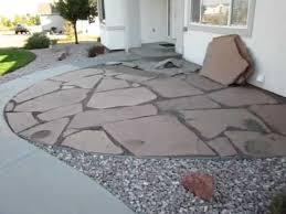 stone patio installation: installing a flagstone patio how to install a flagstone patio part