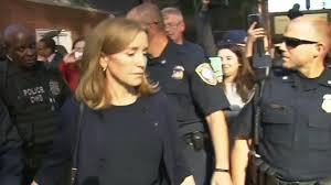 Felicity Huffman sentenced to 14 days in jail - YouTube