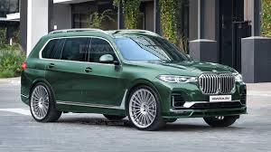 <b>Alpina BMW</b> X7 Rendering Previews The Brawny SUV