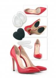 "<b>Набор стелек силиконовых</b> ""Bradex"", для обуви (арт. KZ 0239 ..."