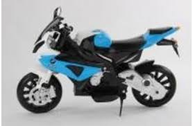 <b>Электромотоцикл BMW S1000RR</b> на аккумуляторе 12V цвет ...