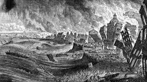 1755 Erdbeben in Lissabon