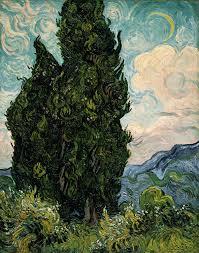 vincent van gogh essay heilbrunn timeline of art cypresses cypresses